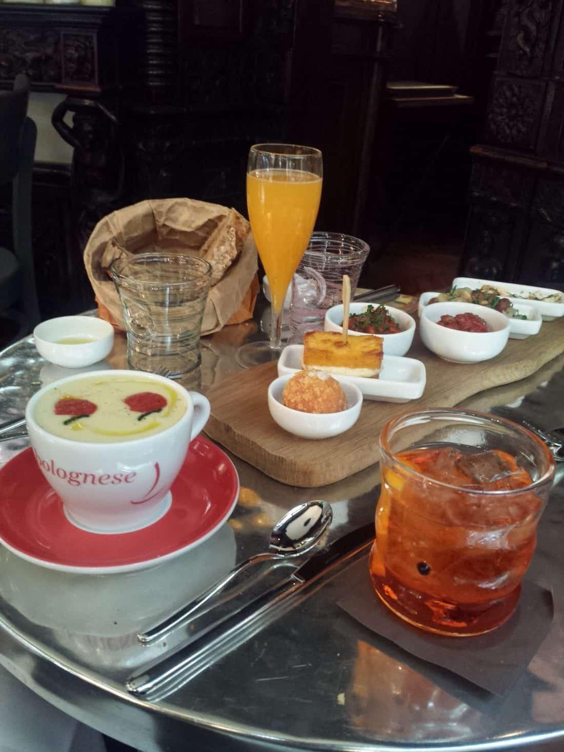 パリの美味しいレストラン
