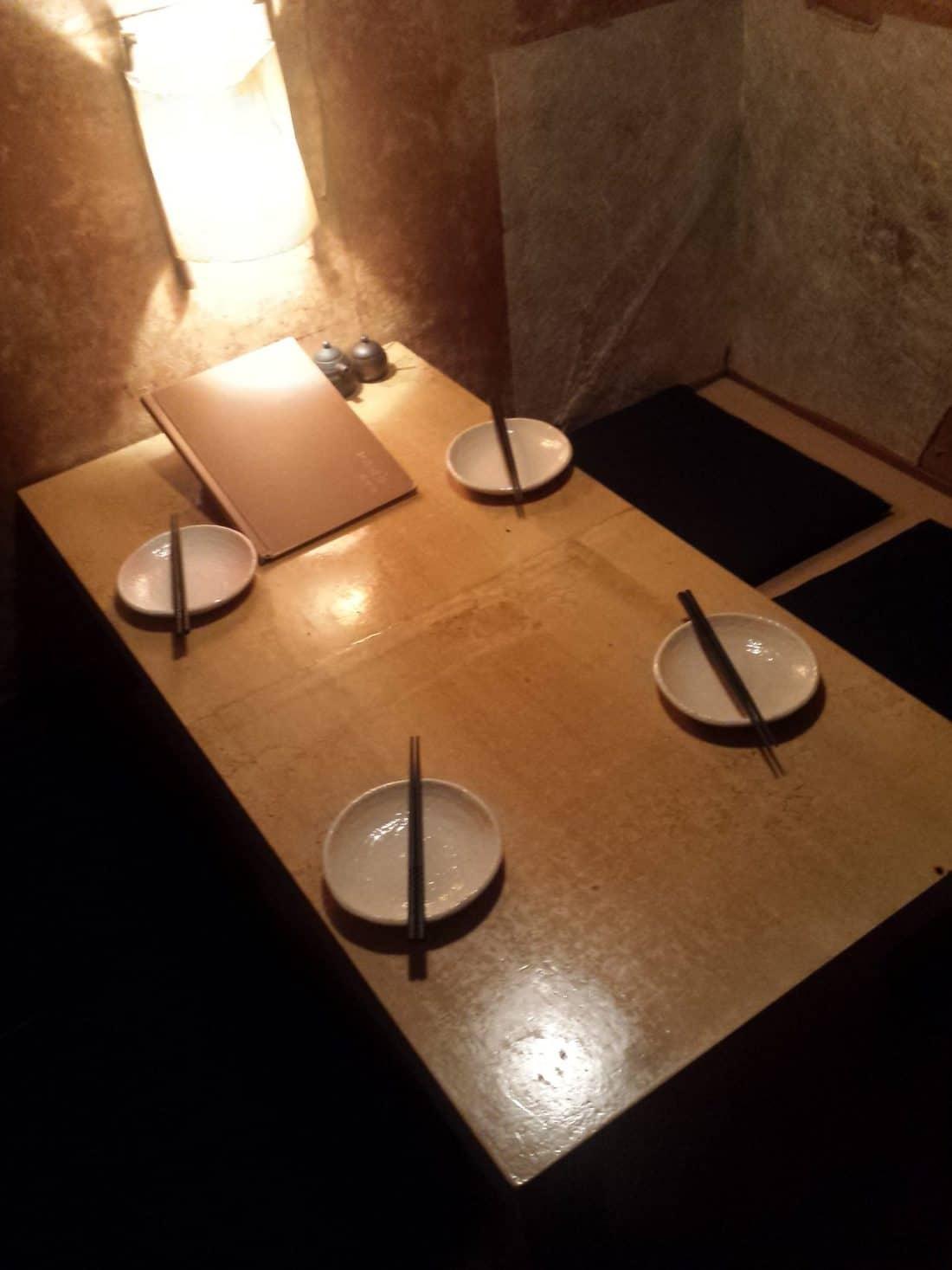 レストランてやん亭(おも家)西麻布