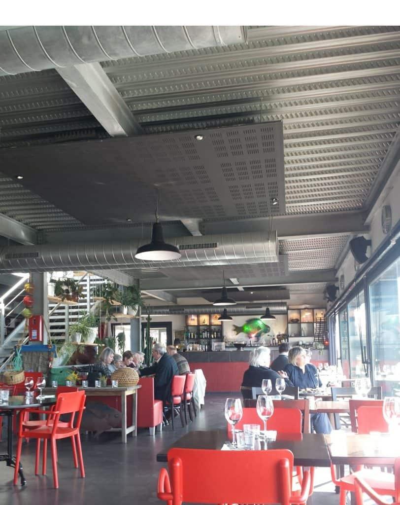 バスク地方レストラン
