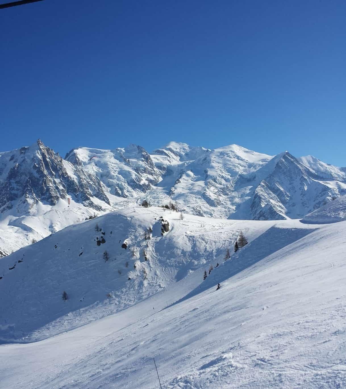 シャモ二ー(Chamonix-Mont-Blanc)
