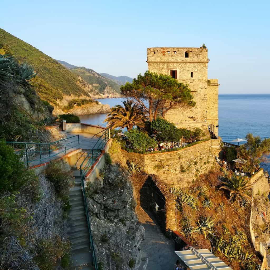 Monterosso al Mare (モンテロッソ・アル・マーレ)