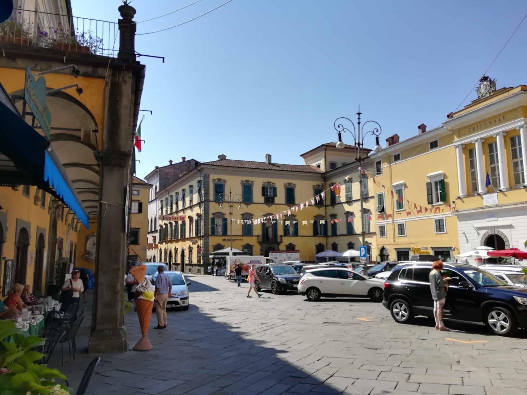 トスカーナの小さな街ポントレーモリ(Pontremoli)を訪れて