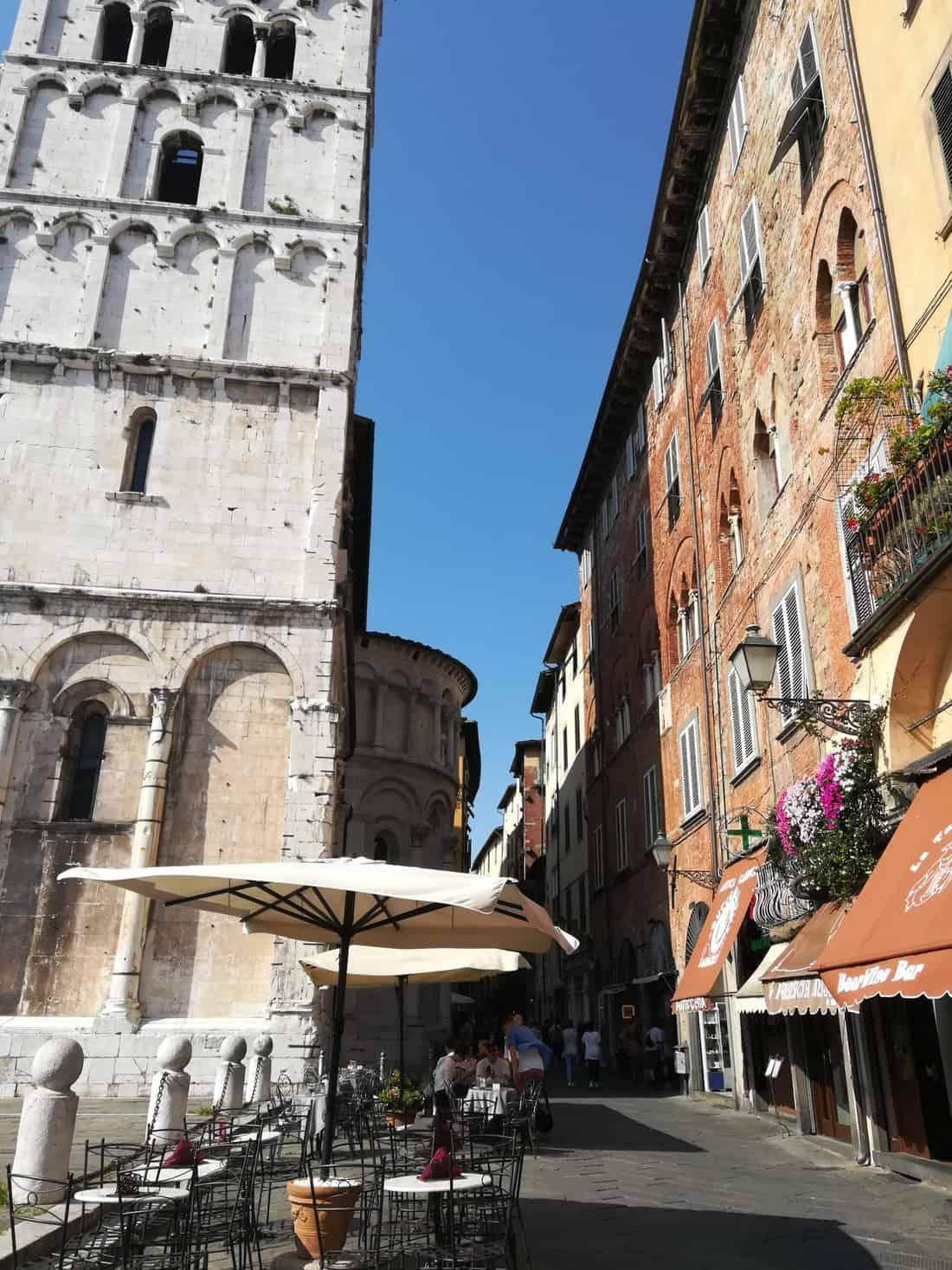 トスカーナの美しい中世の街ルッカ(Lucca)