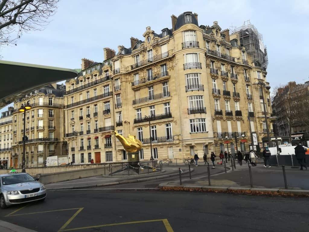 パリの日常
