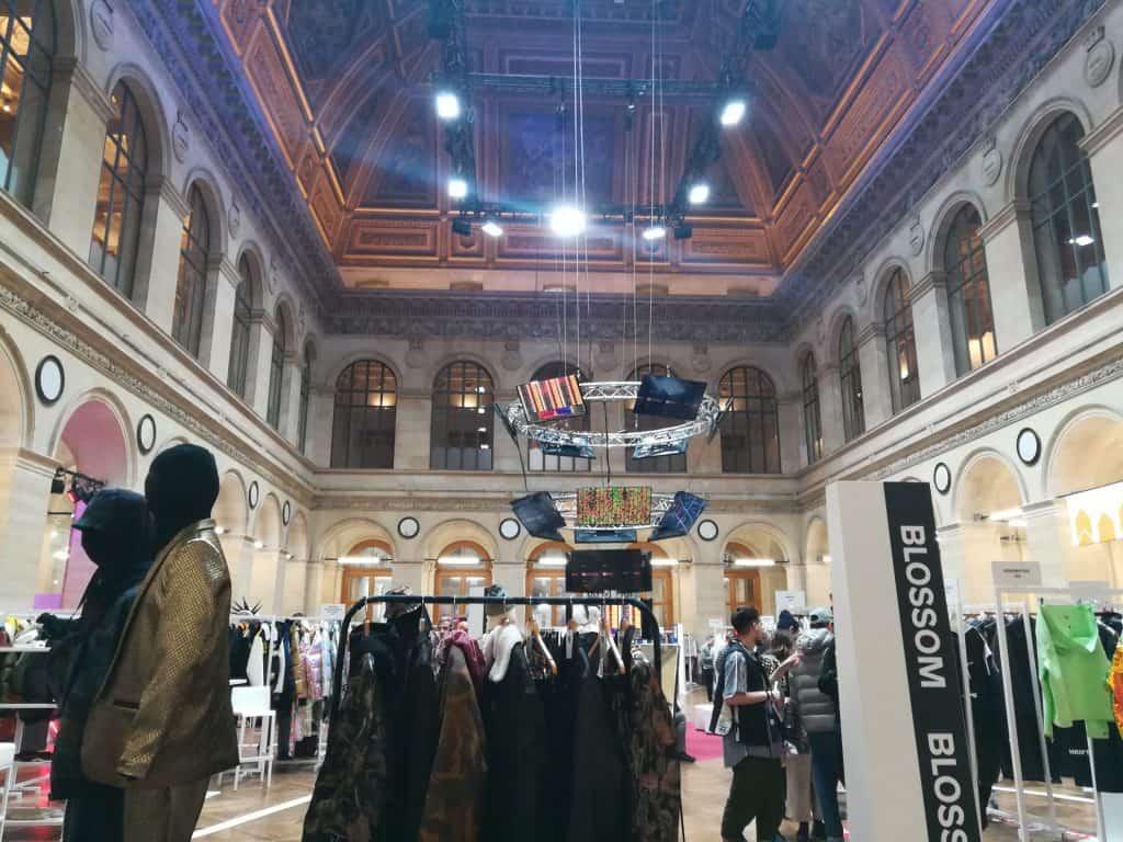 パリのファッション展示会、見本市TRANOI