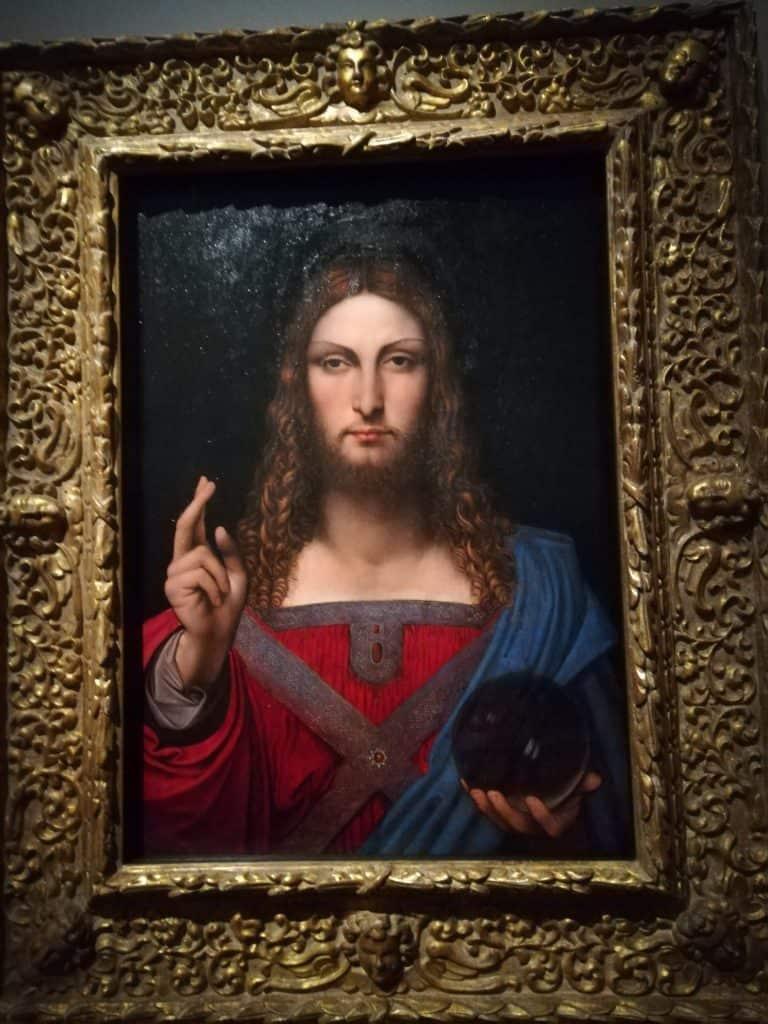 世界の救世主« サルバトール・ムンディ»
