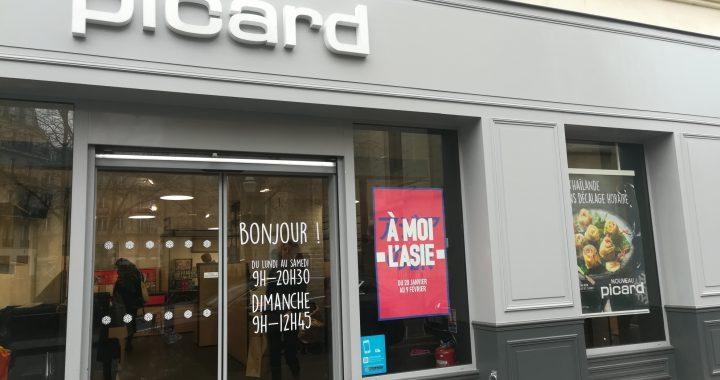 フランス冷凍食品店ピカール Picard