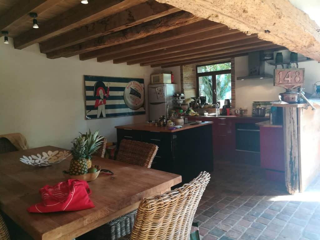 フランス田舎の家