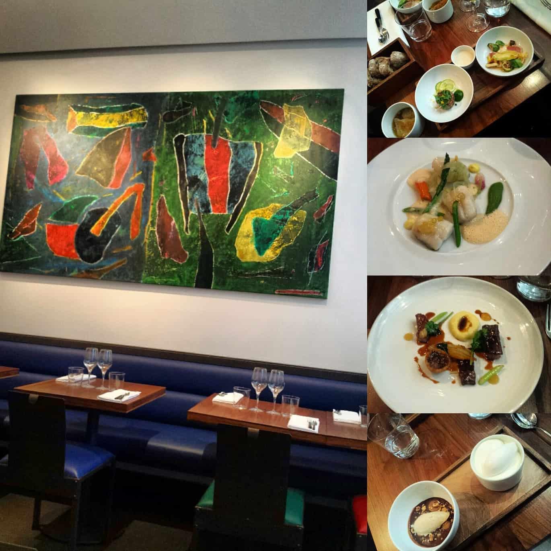パリ6区レストラン The kitchen galerie bis