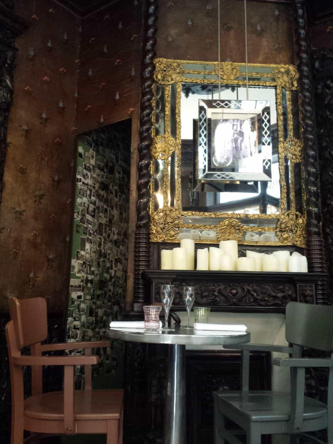 パリのイタリアンレストランカフェstern caffé(スターンカフェ)