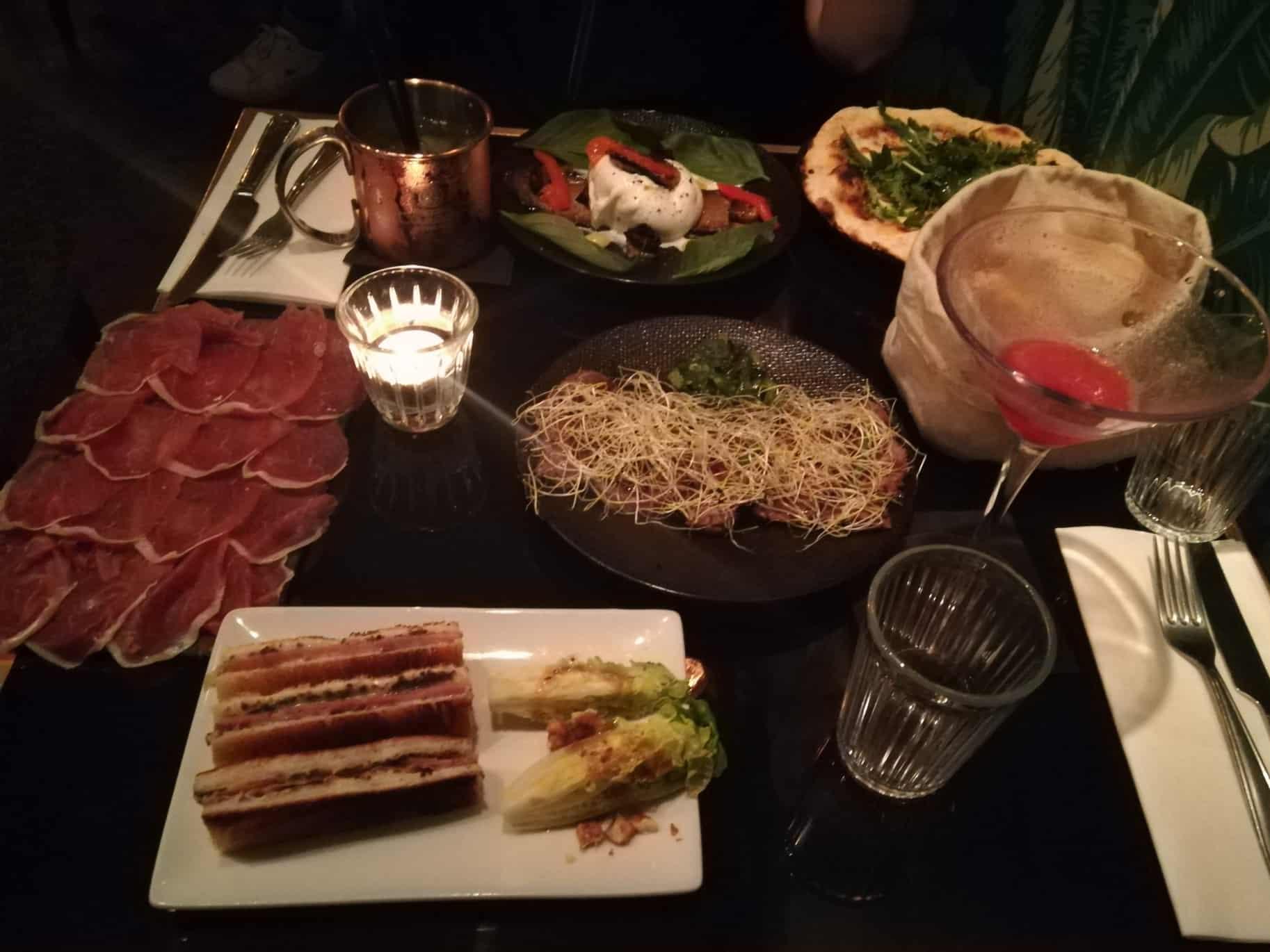 パリの美味しいタパスバーMonkey Pigalle
