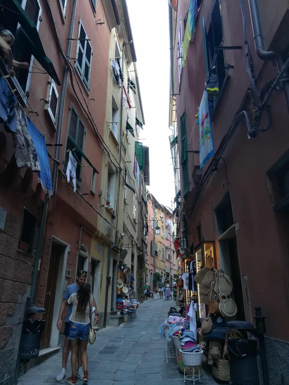 イタリア世界遺産の街ポルトヴェーネレ ( Portovenere )