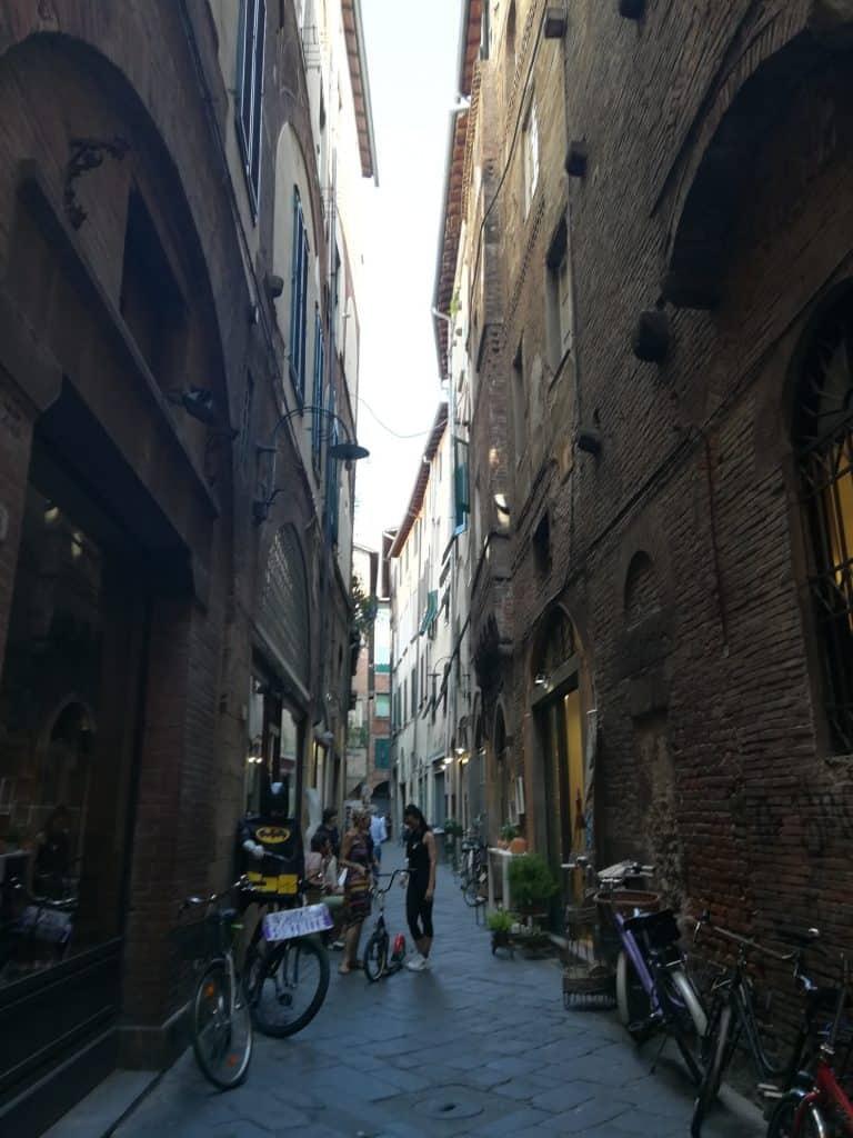 トスカーナ州ルッカ(Lucca)