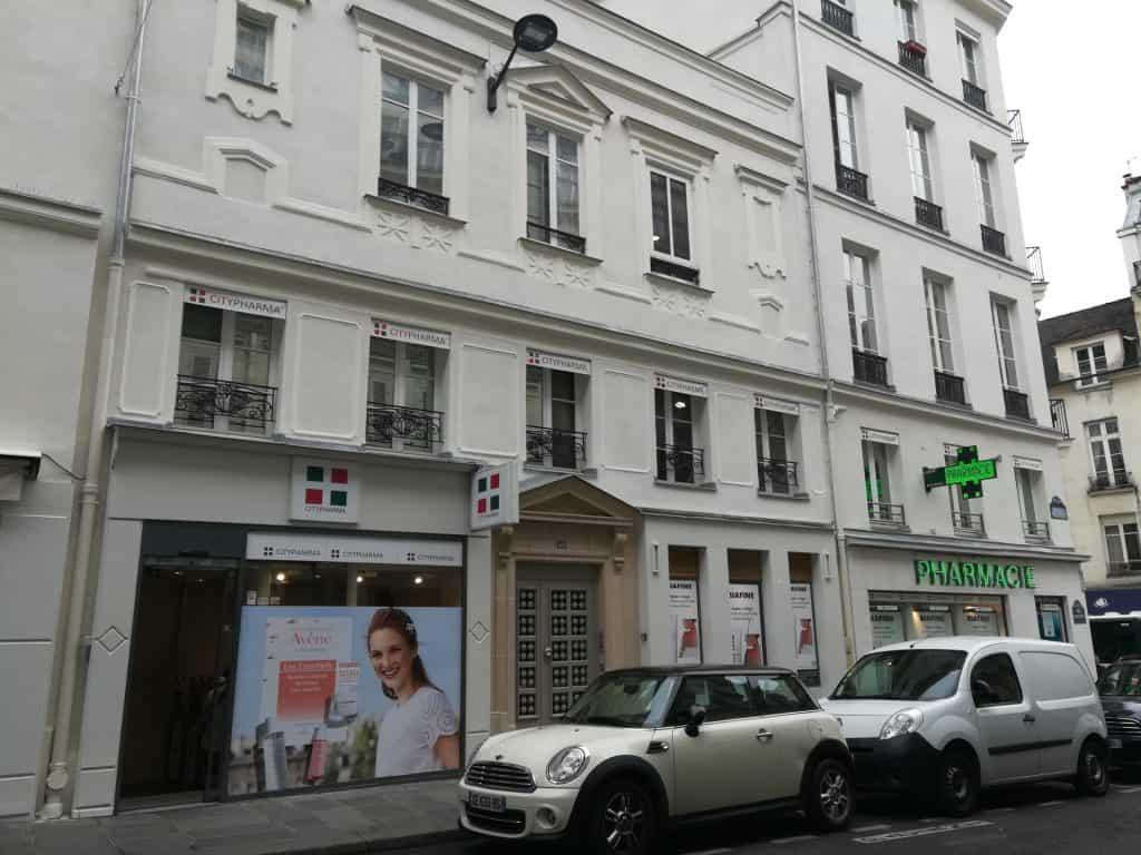 パリで一番安い薬局Citypharma