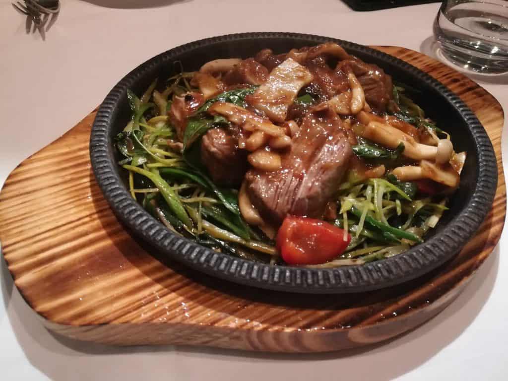 ブローニュの美味しい中華料理店