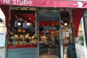 パリの美味しいドイツ料理店