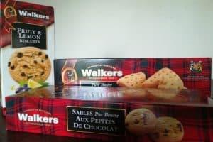 スコットランドの美味しいクッキー ウォーカー