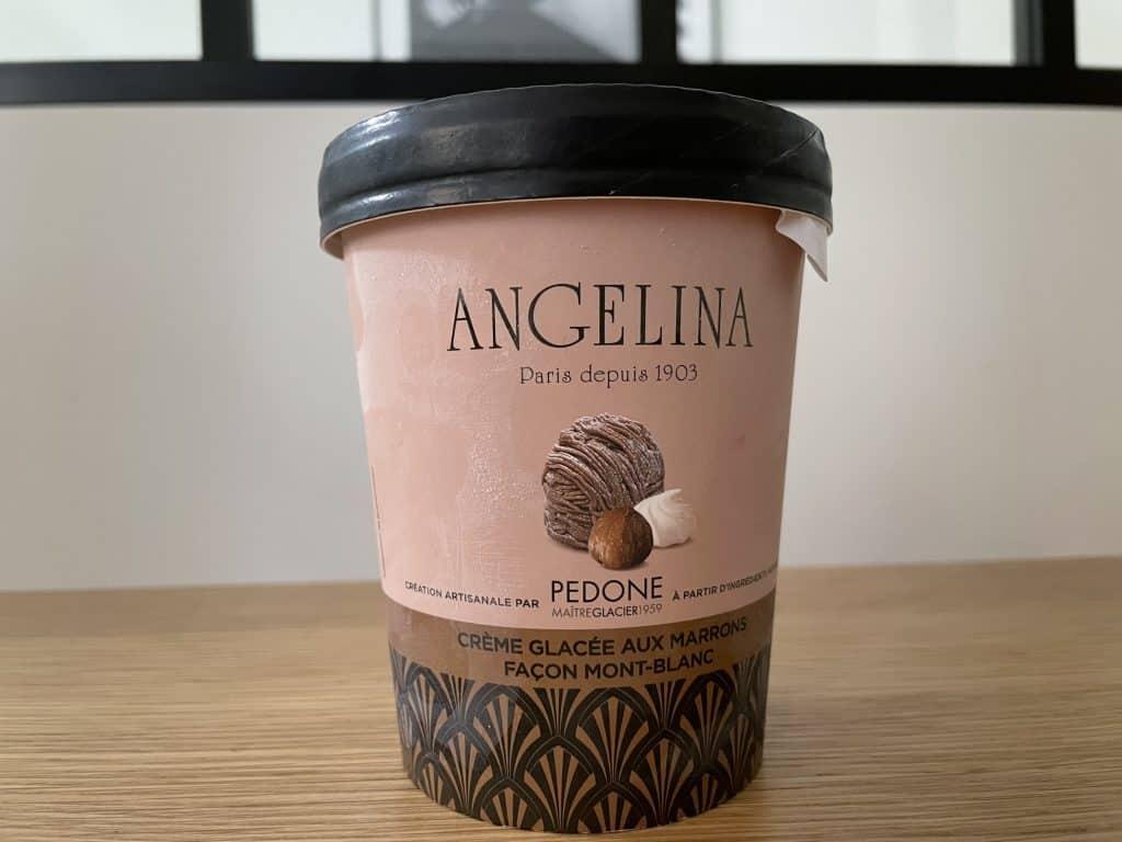 アンジェリーナのアイスクリーム