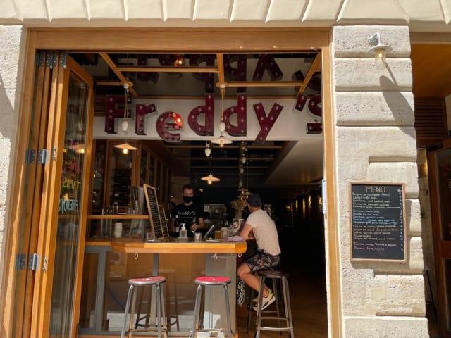 パリタパスバーFreddy's(フレディーズ)