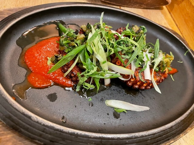 サングリアの美味しいパリタパスバー