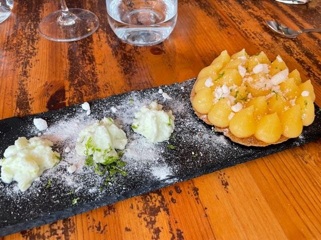 ブローニュの美味しいシーフードレストラン